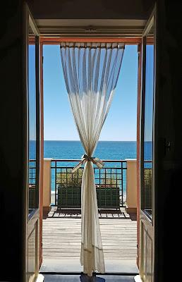 Una finestra sul mare di Silvia Ortona