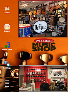 Woodstock Music Shop- screenshot thumbnail