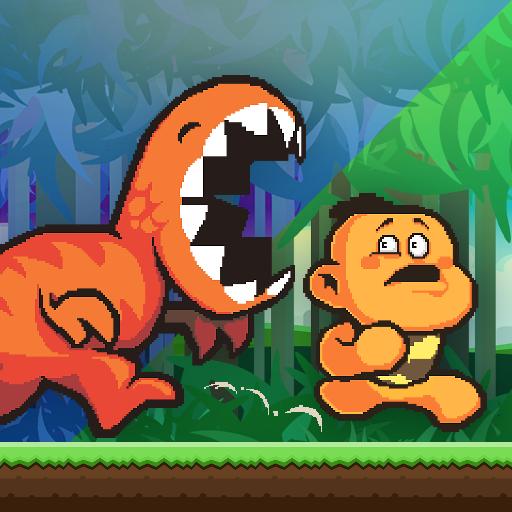 Dino Escape - Light Runner (game)