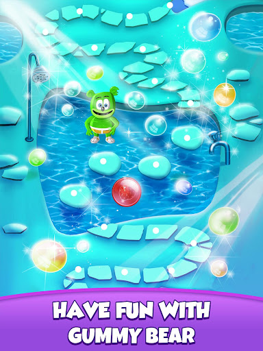 Gummy Bear Bubble Pop - Kids Game apktram screenshots 11