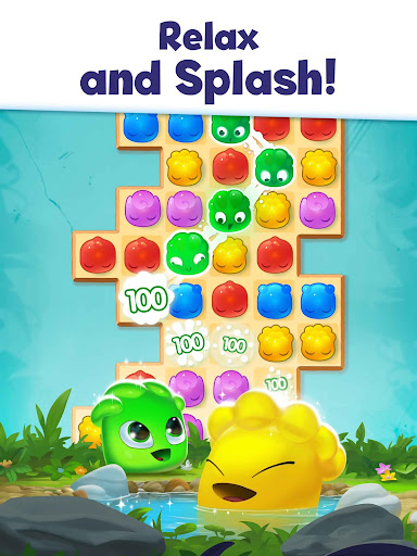 Jelly Splash Match 3: Connect Three in a Row screenshot 7