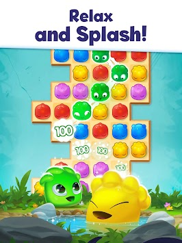 Jelly Splash - Line Match 3 APK screenshot thumbnail 7