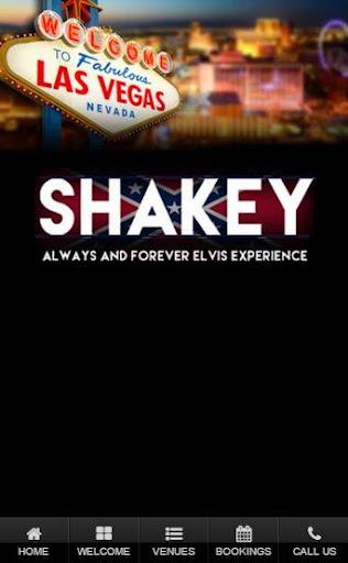 Shakey Elvis Experience