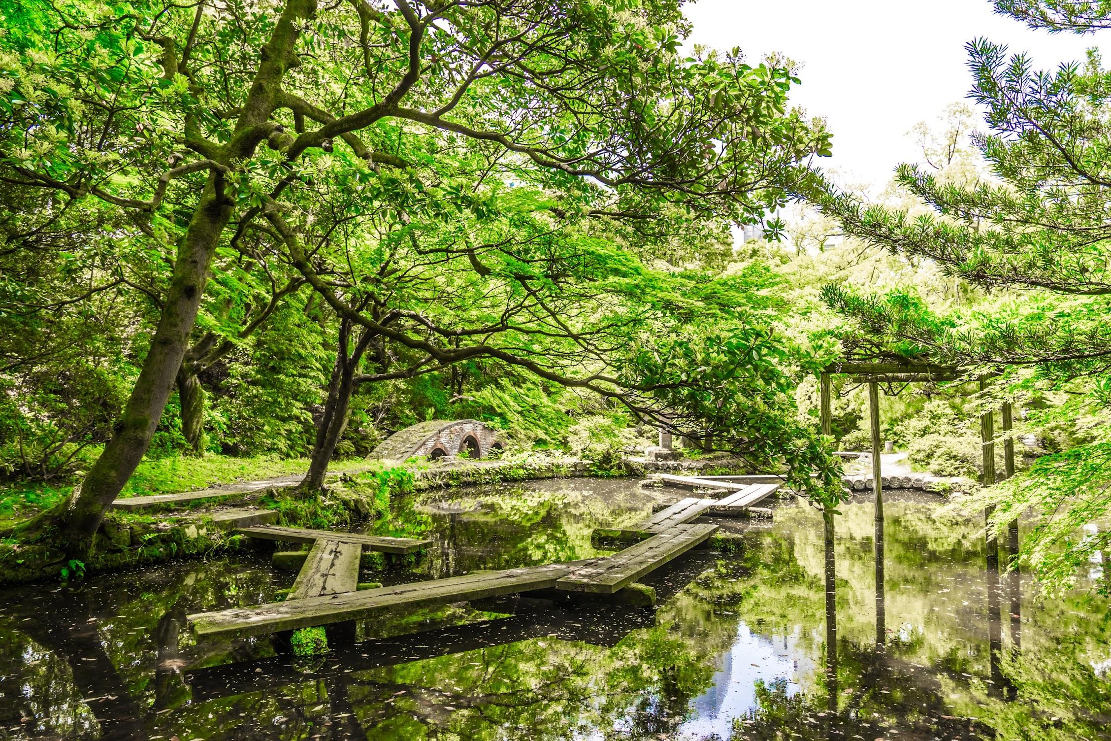 金沢 尾山神社 神苑2