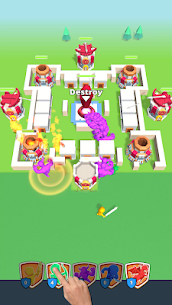 Tiny Clash Mod Apk (Unlimited Money + No Ads) 7