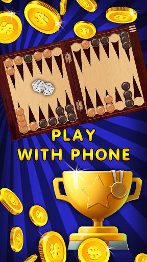 Backgammon online and offline 1.2.0 screenshots 5
