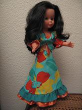Photo: MAXIHUNGARA 26 euros,va forrada la blusa entera ,tela preciosa
