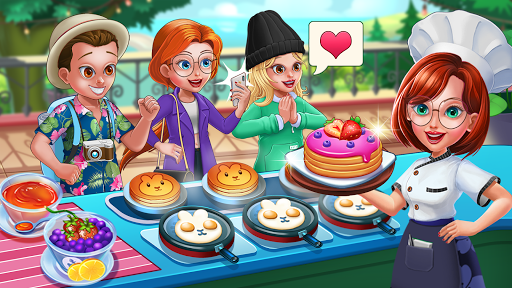 Cooking World: Casual Cooking Games of my cafe' screenshots 3