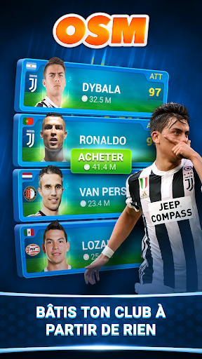 Online Soccer Manager (OSM)  captures d'écran 4