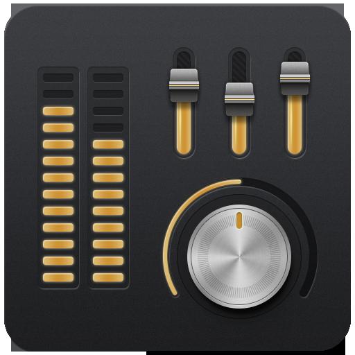 音楽プレーヤー - ベースブースター 音樂 App LOGO-硬是要APP