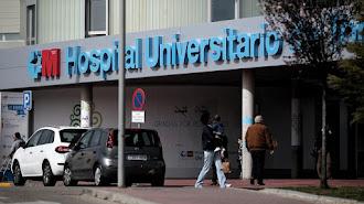 Imagen de un hospital de Madrid.