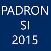 PADRON SI