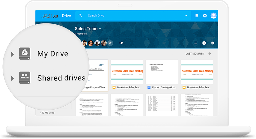 Google Drive: Online File Storage for Business | G Suite