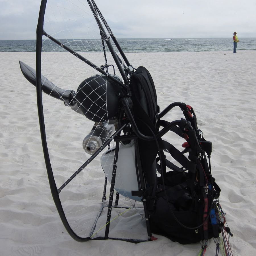 Miniplane Lightweight Paramotors - only 18 kilos