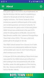 BOYS TOWN - CBSE - náhled