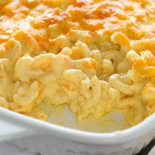 Creamy Macaroni and Cheese Casserole Recipe