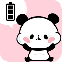 Mochimochipanda Battery Widget icon