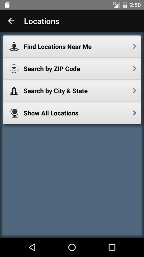 MainstreetCU Mobile- screenshot