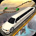 Impossible Limo Driving Simulator Tracks icon