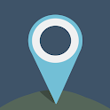 Personal Map of your Private PoI in Local Database icon