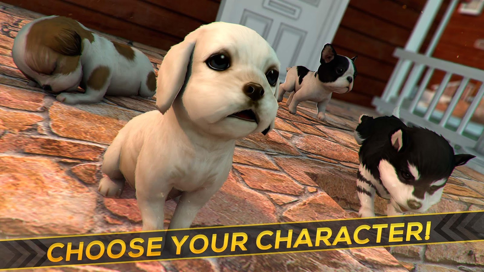 Puppies Dogs And Cats Game Apl Android Di Google Play