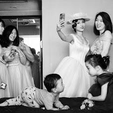 Wedding photographer Vincent Mu (AM1934). Photo of 01.02.2018