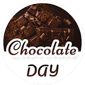 Chocolate Day 2018 Wishes Greetings & Stickers
