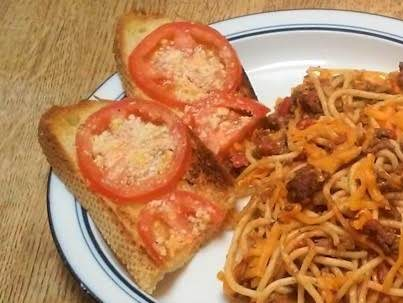 Cuban Bread With Tomatoes Recipe