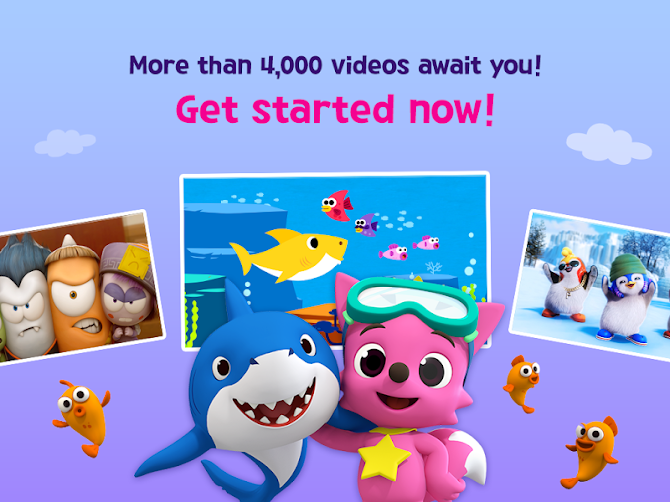PINKFONG TV - Kids Baby Videos Android 8