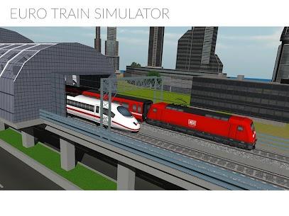 Euro Train Simulator 9