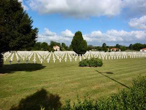 Photo: oh Gott sind hier viele Menschen gestorben, Scheiß Kriege.