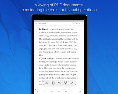 FullReader - all e-book formats reader Screenshot