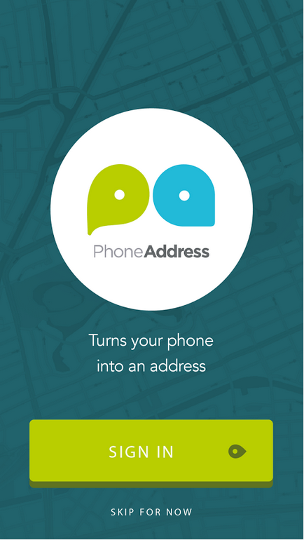 PhoneAddress (beta)- screenshot