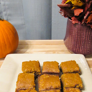 Gluten Free Pumpkin Brownies #PumpkinWeek