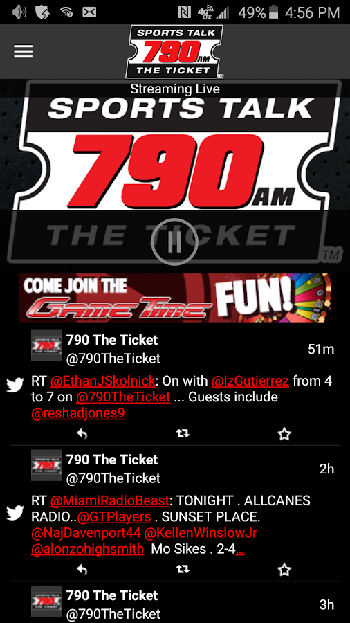 790 The Ticket / WAXY MIAMI- screenshot