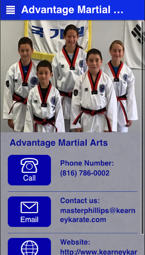 Advantage Martial Arts Kearney