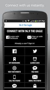 96.9 The Eagle Sacramento- screenshot thumbnail