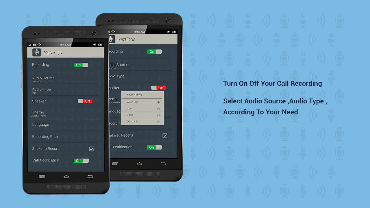 Auto Call Recorder : Auto smart call recorder android apps on google play