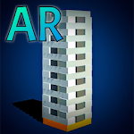 Block Tower AR Icon
