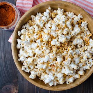 Black n' Bluesy Popcorn