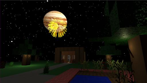 IdleCraft - mine diamonds and build a house! android2mod screenshots 2