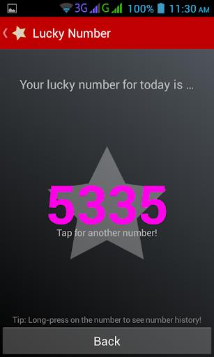 Live 4D Results ! (MY & SG) screenshot 6