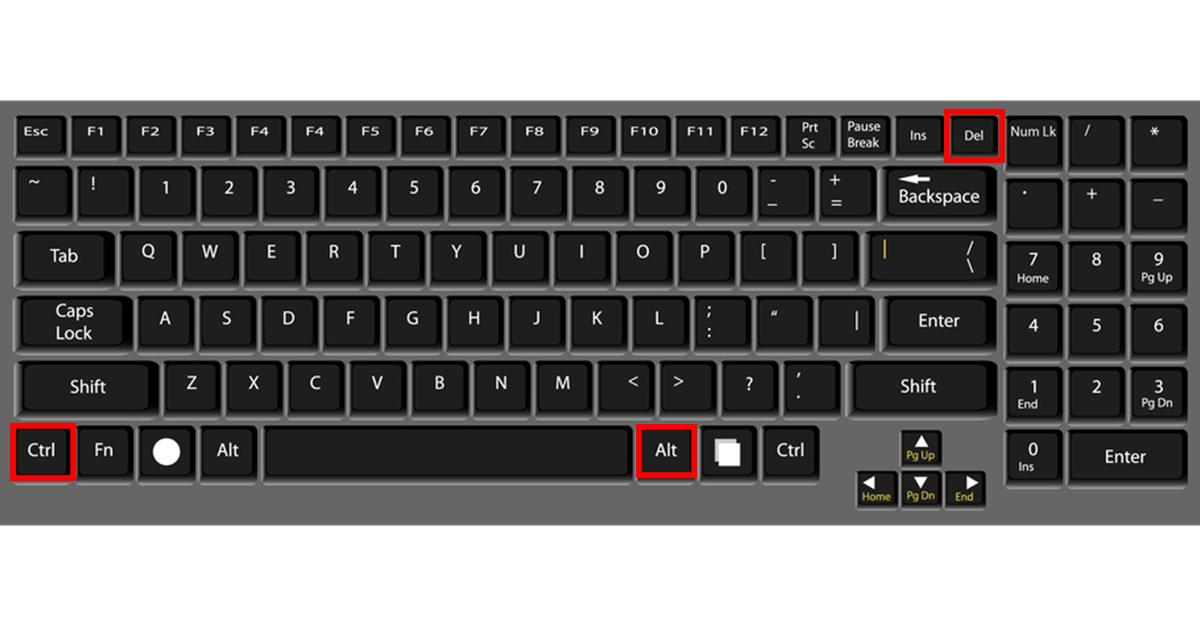 cách sử dụng tổ hợp phím vào cách trường hợp đặc biệt