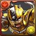 黄金聖闘士・牡牛座のアルデバラン
