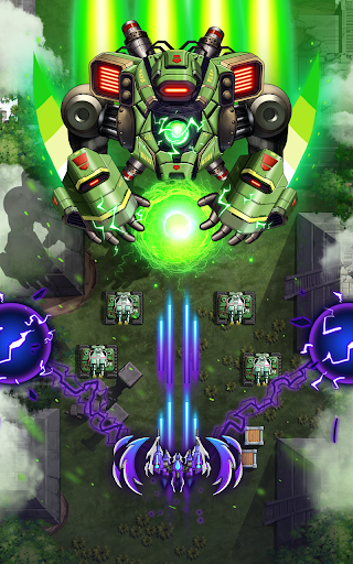 Strike Force - Arcade shooter - Shoot 'em up - screenshot