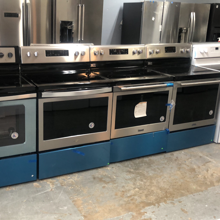 Second Chance Appliances LLC - Scratch & Dent Appliances at Discount