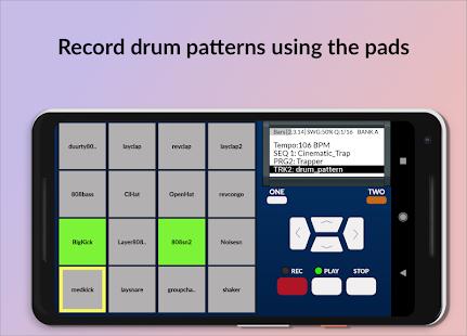 mpc machine sampling drum machine beat maker apps on google play. Black Bedroom Furniture Sets. Home Design Ideas