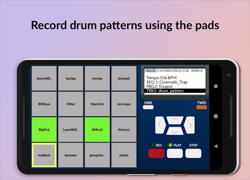 MPC MACHINE - Sampling Drum Machine Beat Maker APK Cracked