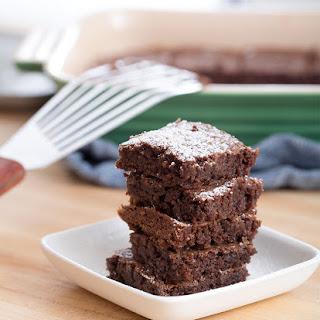 Five-Ingredient, Super-Easy Brownies Recipe