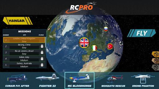 Pro RC Remote Control Flight Simulator Free  screenshots 16